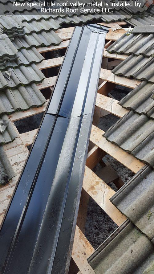 Tile Roof Repair Shelton Wa Mason County Wa