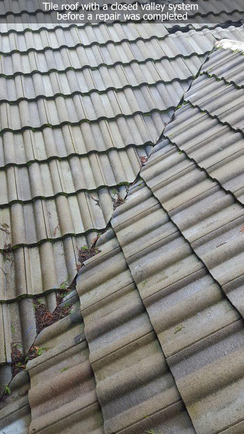 Tile Roof Repair Olympia Wa Richards Roof Repair Services