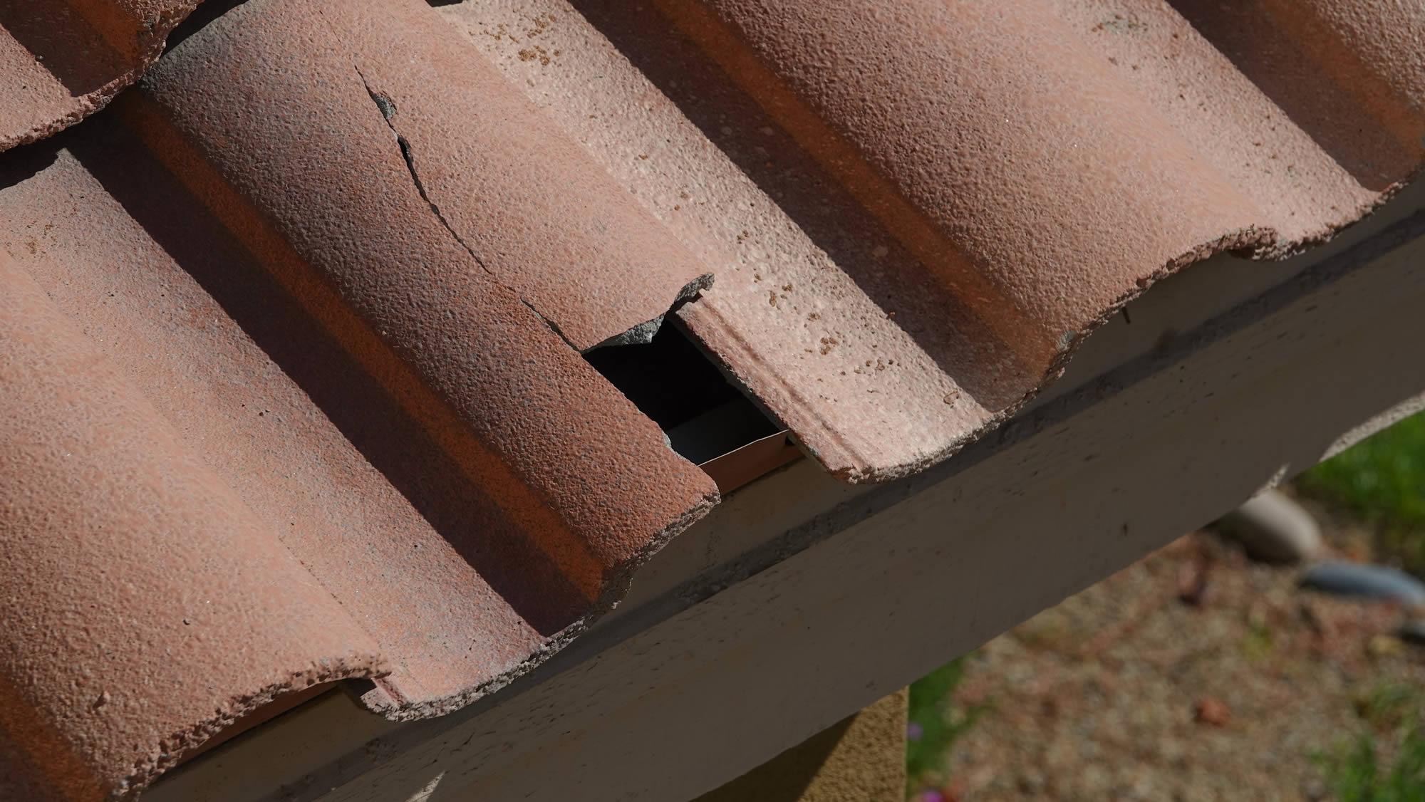 Tile Roof Repair Lacey WA
